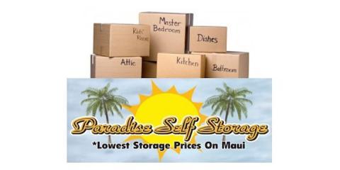 Paradise Self Storage Offers Mauiu0027s Best Storage Units   Paradise Self  Storage   Kahului | NearSay
