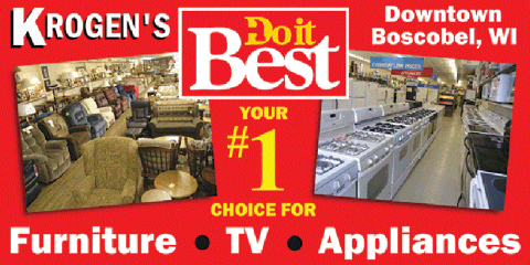 BEST PRICES, INDEED! Our 34th Annual Sale Starts TOMORROW!, Boscobel, Wisconsin