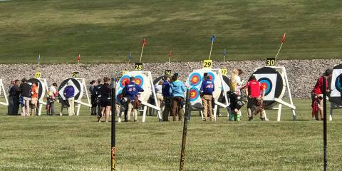 Junior Olympic Archery Development Academy (JOAD), Independence, Kentucky