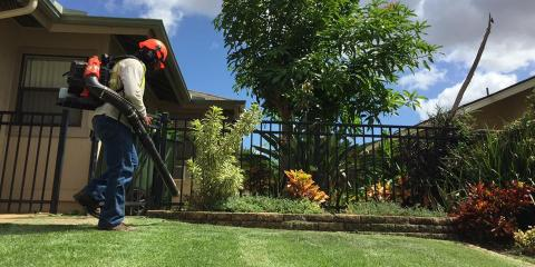 RD Landscaping, Landscape Contractors, Services, Ewa Beach, Hawaii