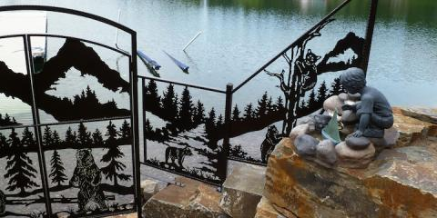 3 Unique Custom Metal Art Ideas for Your Home, Evergreen, Montana