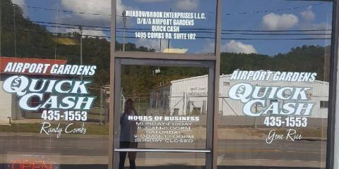 Airport Gardens Quick Cash, Payday Loans, Services, Hazard, Kentucky