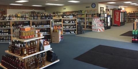 Evergreen Liquor Store, Liquor Store, Restaurants and Food, Kalispell, Montana