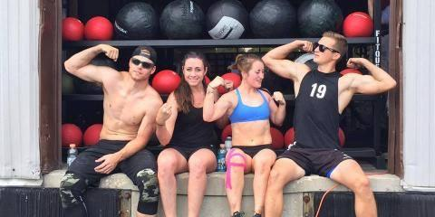 Ohio CrossFit Gym Reveals the Importance of Warming Up Before a Workout, Beavercreek, Ohio