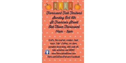 The Florissant Fall Festival 2017, Florissant, Missouri