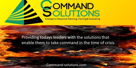 Command Solutions (Emergency Planning, Training, & Evaluating), Disaster Recovery, Services, O'Fallon, Missouri