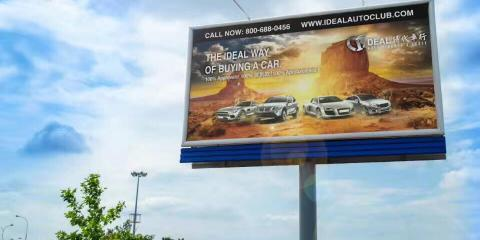 3 Benefits of LED Advertisements, Queens, New York