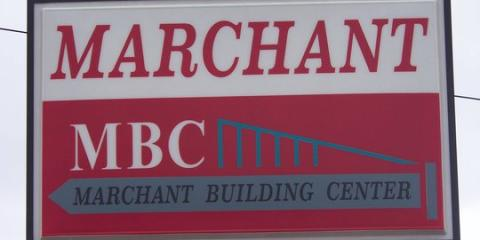 Marchant Building Center, Building Materials, Services, Mountain Home, Arkansas