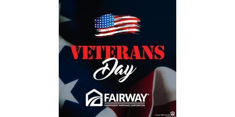 Happy Veterans Day!, Edina, Minnesota