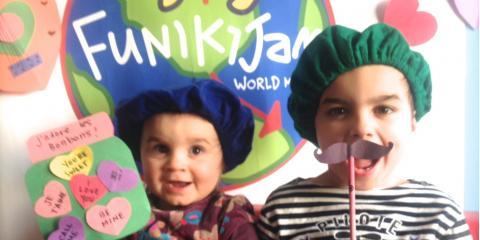 "Viva La Tots! Free ""Paris"" Toddler Music Class, Manhattan, New York"