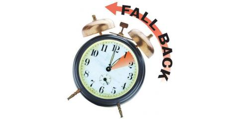 It's time to fall back!, Fairfield, Ohio
