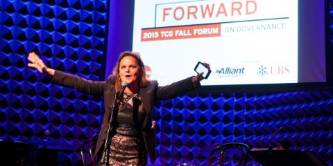 Event Photographer Isaiah Tanenbaum Takes Great Shots at The Theatre Communication Group's Strategy Forward Forum, Queens, New York