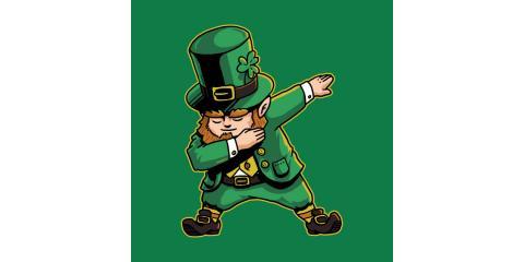 Happy St. Patrick's Day!, North Branch, Minnesota