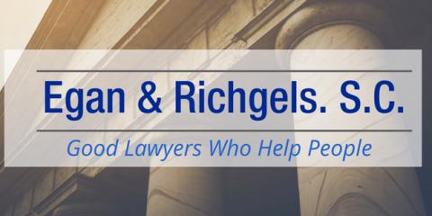 Egan & Richgels, S.C., Attorneys, Services, La Crosse, Wisconsin