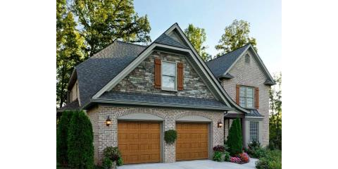 Match your garage door to your house, Dayton, Ohio