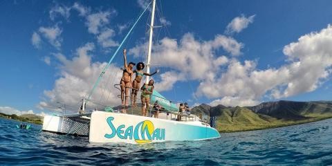 2 Snorkeling Trips to Accommodate Everyone on Vacation in Maui, Lahaina, Hawaii