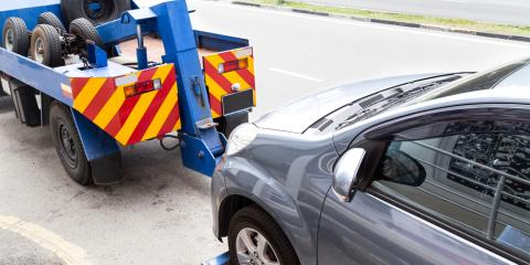 The Top 4 Situations Where You Could Need Roadside Assistance, Portage, Wisconsin
