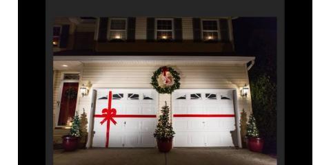 'tis the season to dress up your garage door, Fairfield, Ohio