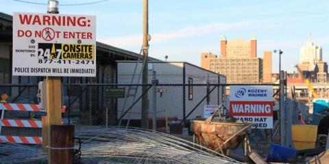 Why Construction Site Security Is Essential, St. Louis, Missouri