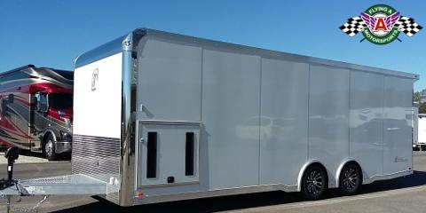This 24' inTech iCon Race Trailer has Everything you need, and All the Extras You Want! Check it out!, Cuba, Missouri