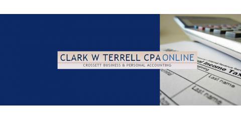 Check Tax Withholding, Crossett, Arkansas