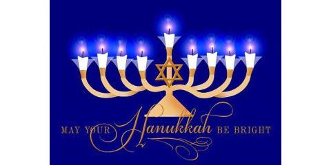 Happy Hanukkah, Fairfield, Ohio