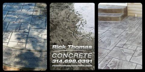 Rick Thomas Concrete, Concrete Contractors, Services, Saint Louis, Missouri