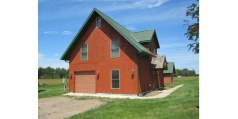 loft home for sale on 2 acres in mora mn coon rapids