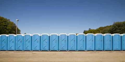 5 Benefits of Having a Portable Toilet at Your Event, South Fork, Missouri