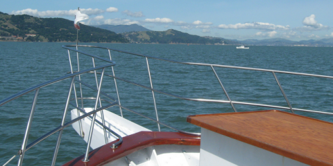 How to Pack for a Boating Day Trip, Berkeley, California