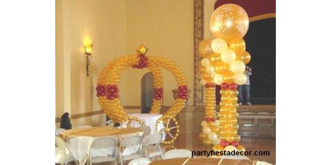 PARTY FIESTA BALLOON DECOR and SIGNATURE EVENTS BY CHRISTINA ROMERO Have What it Takes to Help You Become a Quinceanera Queen!, San Jose, California