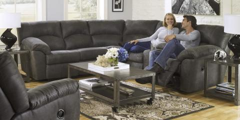 Huge Savings On The Tambo Pewter Sectional By Ashley Midwest
