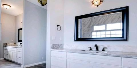 3 Leading Types of Bathroom Countertops, Hilo, Hawaii