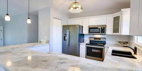 3 Ways to Choose the Perfect Granite Countertop Color, Hilo, Hawaii