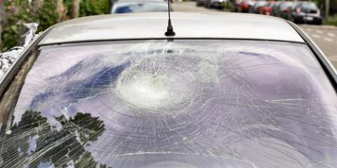 When Should You Repair or Replace a Cracked Windshield?, Greece, New York