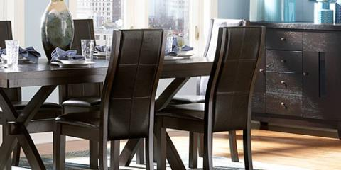 Dining Room Essentials this Fall with Weekends Only Furniture & Mattress, Concord, Missouri