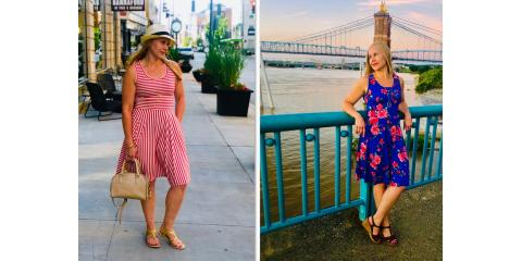 How to Style Summer Dresses for Day & Night , Walton, Kentucky
