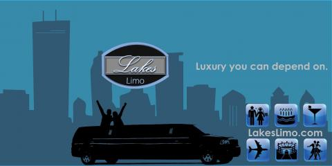 Lakes Limo, Limousine Service, Services, Minneapolis, Minnesota