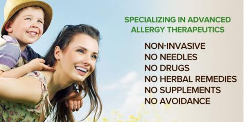 How to identify and relieve spring allergies , Chesterfield, Missouri
