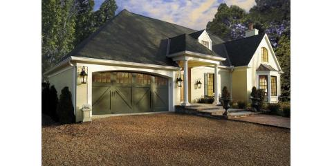 New Garage Door Options, Fairfield, Ohio