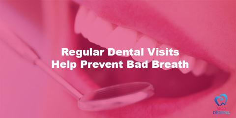 Regular Dental Visits to MGO Dental Help Prevent Bad Breath, Chino Hills, California