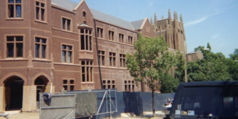 Local Material Supply Company Celebrates Past Project With Ivy League University, Meriden, Connecticut