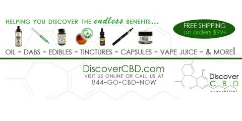 DiscoverCBD.com, Herbal Medicine, Services, Colorado Springs, Colorado