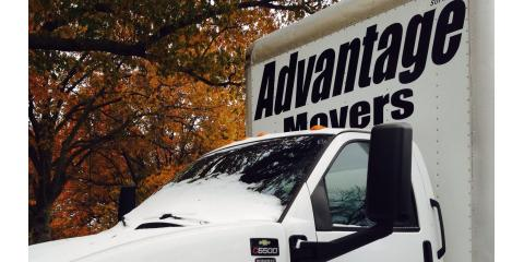 Moving an Apartment or Home This Winter? Advantage Moving Will Come to the Rescue! , Lincoln, Nebraska