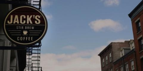 New York's Favorite Fair Trade, Organic Coffeehouse, Jack's Stir Brew, Expands with Eighth Location , Manhattan, New York
