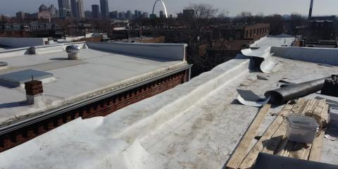 TPO Membrane Roofing: The Benefits & Drawbacks, St. Louis, Missouri