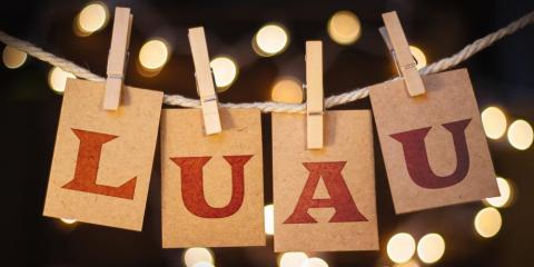 Graduation Parties That Do The Hula, Potomac, Maryland