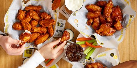 4 Occasions to Celebrate at Buffalo Wild Wings®, Manhattan, New York