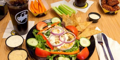 3 Ways to Eat Healthy at Buffalo Wild Wings®, Manhattan, New York