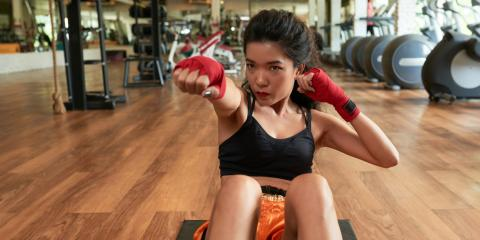 Consider These 3 Factors When Choosing Gym Floors, Winston, North Carolina